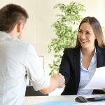 正社員の受付面接のマナーや質問例